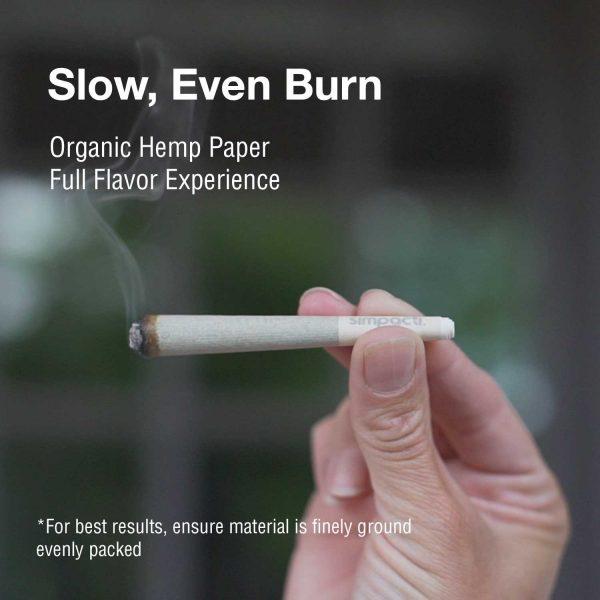 Simpacti Cones - Slow, Even Burn
